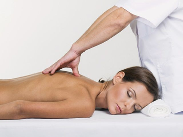массаж при кифозе