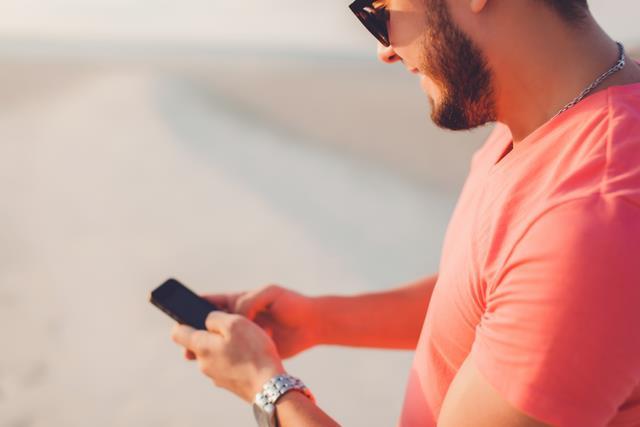 Мобільний телефон шкодить хребту