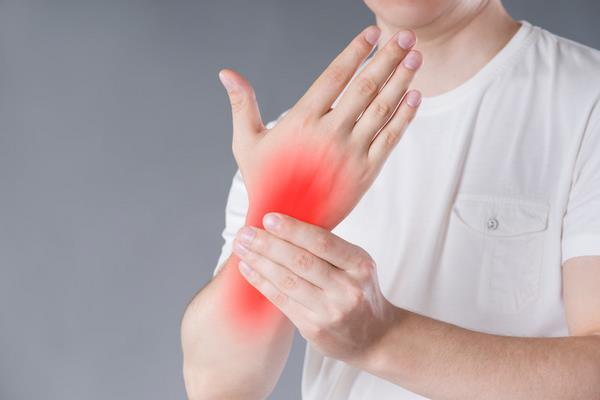 Синдром запястного канала   симптомы
